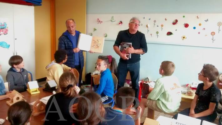 1 Conférence école primaire cm 1 et cm 2 école Janne d'Arc 30-05-2016 (5)
