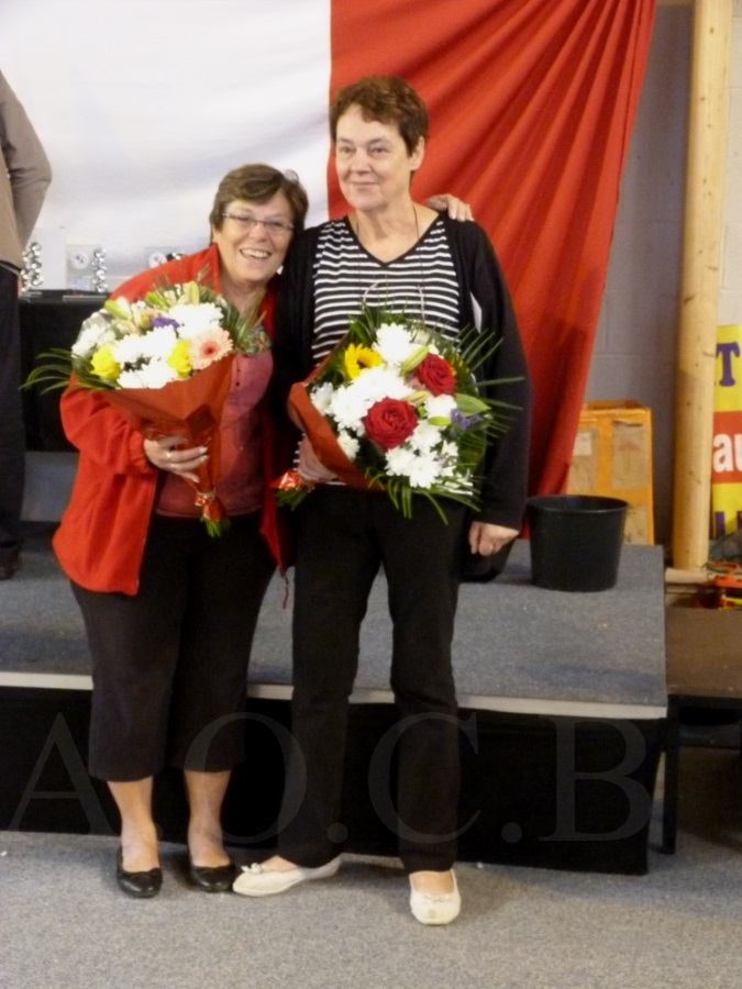Championnat FFO 2014 les femmes Bénévoles (2)